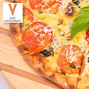 V Café & Restaurant (Pizza Set)