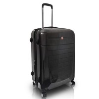 "Swiss Gear Luggage KW091 - 20"" Black"