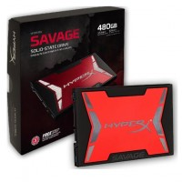 Kingston SSD 480 GB HyperX SAVAGE