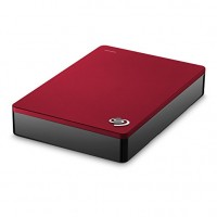 "Seagate HDE 2.5"" 4TB Blackup Plus Red"