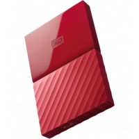 "Westren HDE 2.5"" 2 TB My Passport Red"