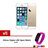 REFURBISHED iPhone5S 32 GB (gold) + Silicon Watch