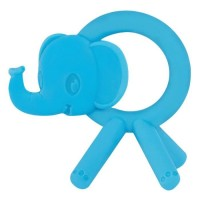 ยางกัด Teethe Me Pals (Blue Elephant)