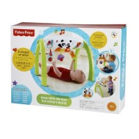 Fisher Price - Rainforest Friends Grow With Me Gym