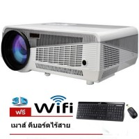 ISMART V86+Led 3D Hd Wxga Wifi Android 4000Lumens