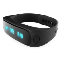 M&N Bluetooth Fit Band Bracelet รุ่น MNFit-1 - Bla