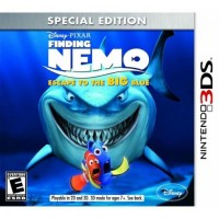 Nintendo 3DS Finding Nemo: Escape to the Big Blue Special Edition (US)