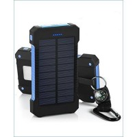Solar Light & Power Bank