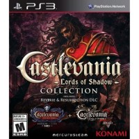 PS3 The Castlevania: Lords of Shadow Collection (Us)