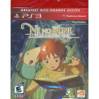 PS3 Ni no Kuni Wrath of the White Witch (Greatest Hits) (US)