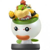 Nintendo 3DS amiibo Super Smash Bros. Series Figure (Bowser Jr.) Japan