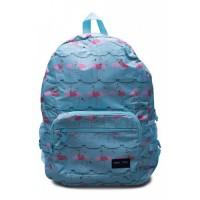 Hapitas Back Pack - Famingo Blue