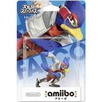Nintendo amiibo Super Smash Bros. Series Figure (Falco) (Japan)
