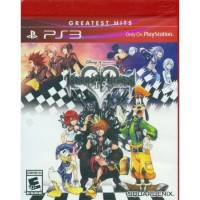 PS3 Kingdom Hearts HD 1.5 ReMIX (Greatest Hits) (US)