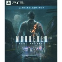 PS3 Murdered: Soul Suspect [Limited Edition] (English) (Asia)