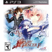 PS3 Fairy Fencer F (US)