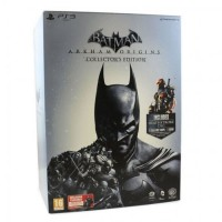 PS3 Batman : Arkham Origins (Collector Edition) (Erope)