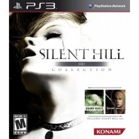 PS3 Silent Hill HD Collection (US)