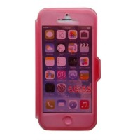 Case TPU Touch screen For Iphone 5S - Red