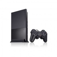 PlayStation2 Console - Charcoal Black