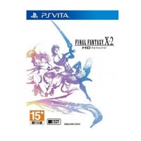 PS Vita Final Fantasy X-2 HD Remaster English (Asia)