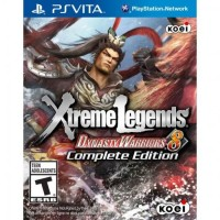 PS Vita Dynasty Warriors 8: Xtreme Legends Complete Edition (US)