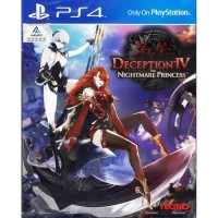 PS4 Deception IV The Nightmare Princess (Asia)
