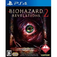 PS4 BioHazard: Revelations 2 (Japan)