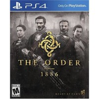 PS4 The Order: 1886 (US)
