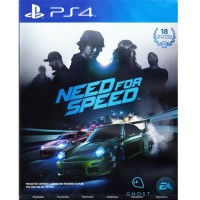 PS4 Need for Speed (Asia)