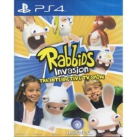 PS4 Rabbids Invasion The Interactive TV Show (Asia)