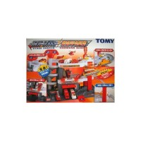 Tomica Town Hyper Rescue Station