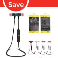 Awei A920BL Sports Stereo Earphone # Red