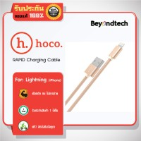 hoco X2 RAPID Charging Cable for Lightning # Gold