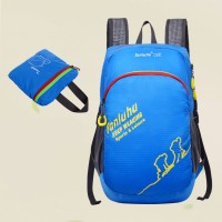 Tanluhu Mountaineering Backpack (สีฟ้า)